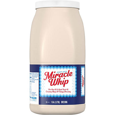 Miracle Whip Original Dressing (1 gal.)