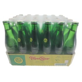 Topo Chico Twist of Lime Sparkling Mineral Water (12oz / 30pk)