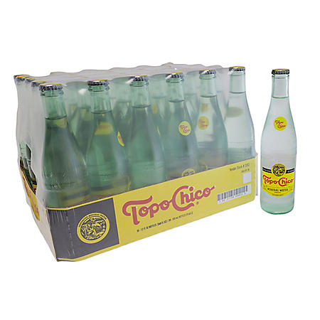 Topo Chico Sparkling Mineral Water (12oz / 30pk)