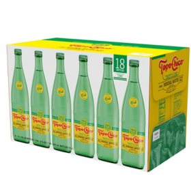 Topo Chico Twist of Lime Sparkling Mineral Water (16.9 fl. oz., 18 pk.)