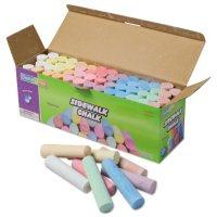 Jumbo Sidewalk Chalk - 52 Pieces per Container
