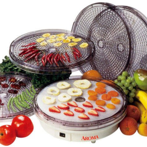 Aroma® Rotating Food Dehydrator