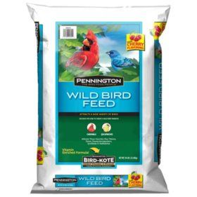 Pennington Wild Bird Food With Cherry Flavor (50 lbs.)