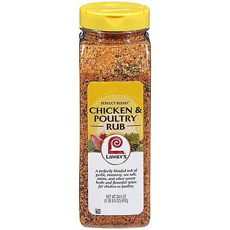 Lawry's Chicken & Poultry Rub (24.5 oz.)