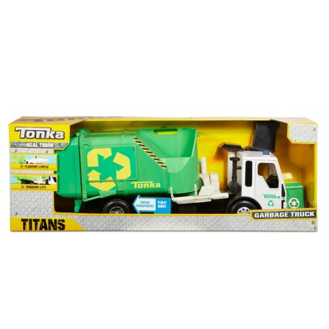 Tonka Titans Car Carrier Truck