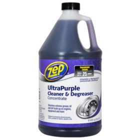 Zep Commercial UltraPurple Cleaner & Degreaser Concentrate ...