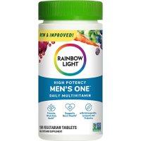 Rainbow Light Men's One Non-GMO Project Verified Multivitamin Plus Superfoods & Probiotics (180 ct.)