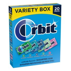 Orbit Gum Variety Box (14 ct., 20 pk.)