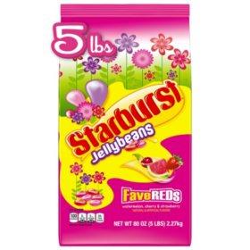 Starburst Easter FaveRED's Jellybeans (80 oz.)