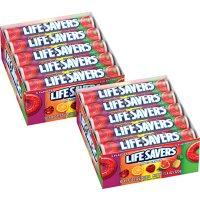 Life Savers Bulk Fundraiser Hard Candy, Original 5 Flavors (1.14 oz., 10 ct.)