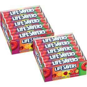 Life Savers Original 5 Flavors Hard Candy Bulk Pack (1.14 oz., 20 ct.)