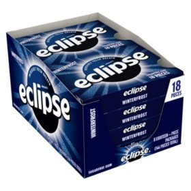 Eclipse Winterfrost Sugar-free Gum (12 pk.)