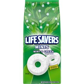 Lifesavers Winto-O-Green Bulk Breath Mints (60 oz.)