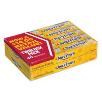 Wrigley's Juicy Fruit Gum (5 ct., 40 pks.)