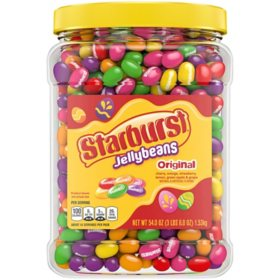 Starburst Original Jelly Beans Easter Candy Tub (54oz.)