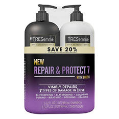TRESemme Repair & Protect 7 Shampoo & Conditioner (32 fl. oz., 2 pk.)