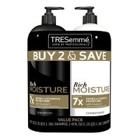Deals on TRESemme Moisture Rich Shampoo & Conditioner Value Pack