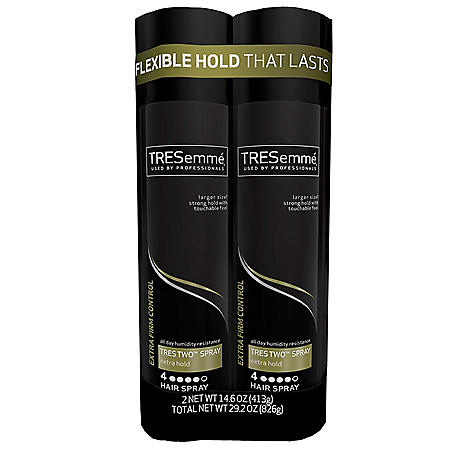 TRESemme Hair Spray, Extra Firm Control (14.6 oz., 2 pk.)