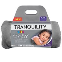 Tranquility Kids' Weighted Blanket, 6 lbs. (Assorted Colors)