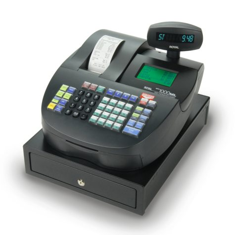 Royal 1000ML Cash Register