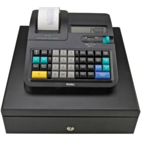 Royal 140dx Cash Register