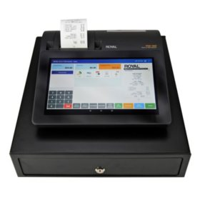 Royal POS1500 Cash Management System