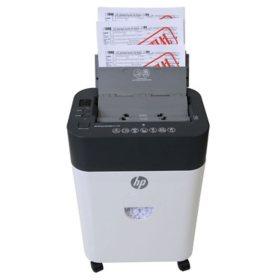 HP AF1009 100-Sheet Auto Feed Microcut Paper Shredder