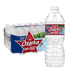 Ozarka 100% Natural Spring Water (16.9 fl. oz. bottles, 40 pk.)