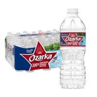 Ozarka 100% Natural Spring Water (16.9 oz., 40 pk.)