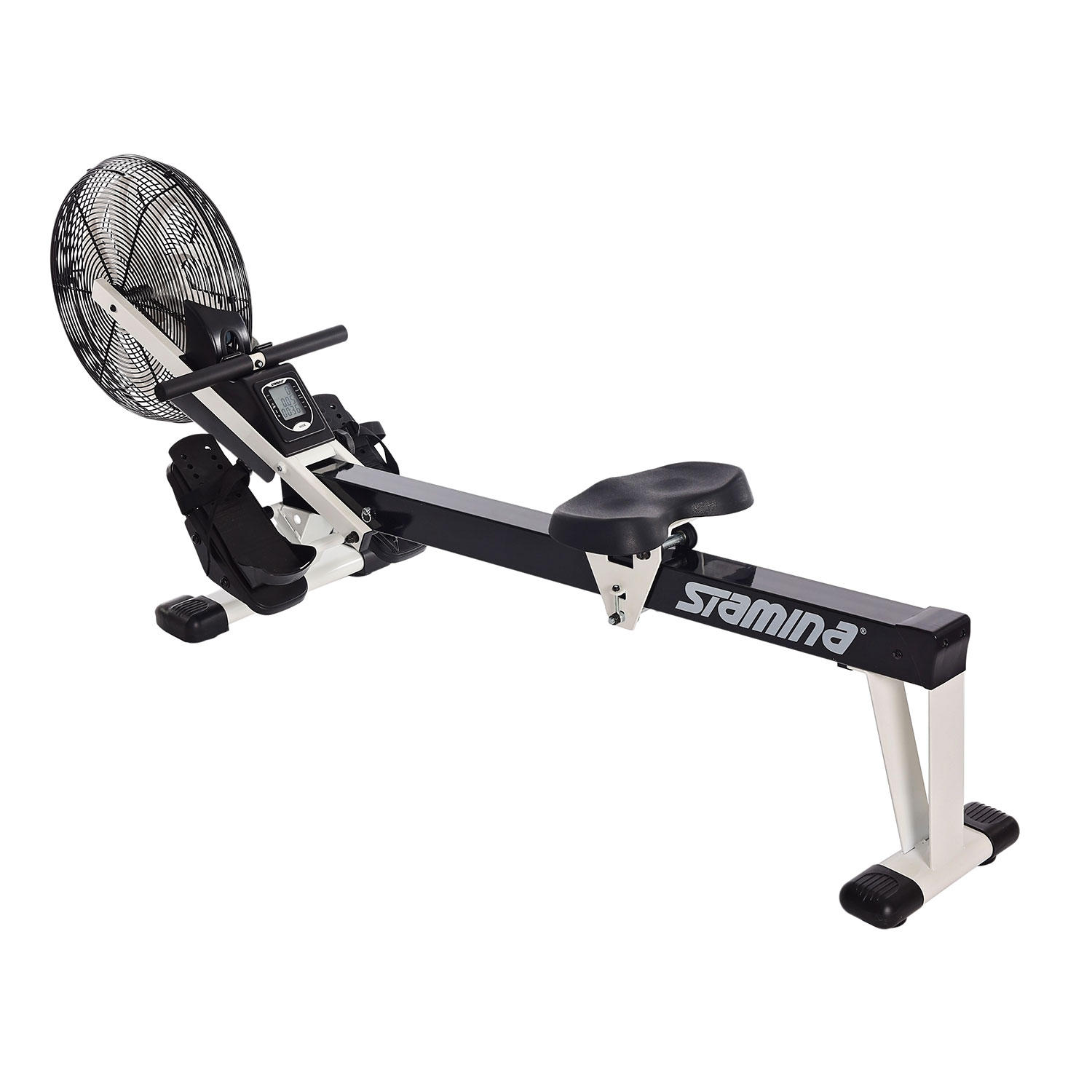 Stamina Air Rower Fitness Rowing Machine