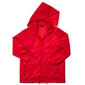 Totes Packable Rain Anorak Poncho