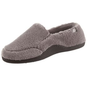 Isotoner Men's Microterry Slip-On With Memory Foam