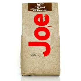 Joe Tall, Dark & Handsome Dark Roast Coffee (2lb.)