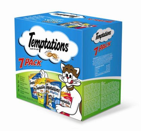 Temptations Cat Treats (3 oz., 7 pk.)