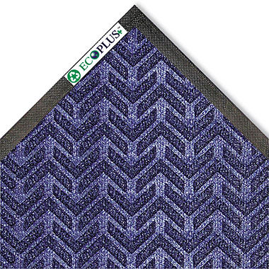 Crown EcoPlus Mat - 3' x 10' - Midnight Blue