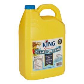 King Gourmet Vegetable Oil 1 Galon