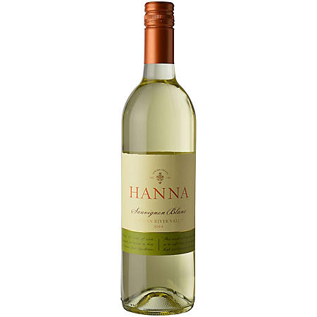 HANNA Sauvignon Blanc Russian River Valley (750 mL)