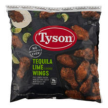 Tyson Tequila Lime Wings (5 lbs.)