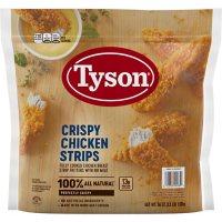 Tyson Crispy Chicken Breast Strips (3.5 lb.)