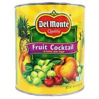 Del Monte Fruit Cocktail in Light Syrup (106 oz.)