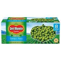 Del Monte Fresh Cut Sweet Peas (15 oz., 8 pk.)