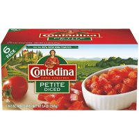 Contadina Petite Diced Tomato (14.5 oz., 6 pk.)