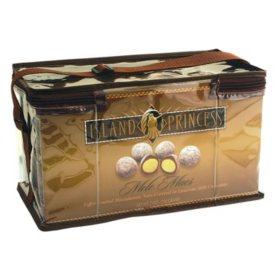 Island Princess Mele Macs Chocolate Toffee Macadamia Nuts (7 oz. box, 6 boxes)