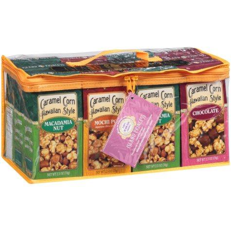 Island Princess Assorted Popcorn Crunch Snack Bags (12 pk. tote)