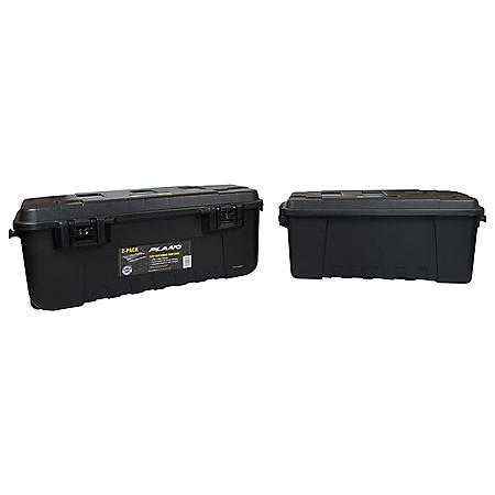 Plano 2-Pack Sportsmans Trunk Combo