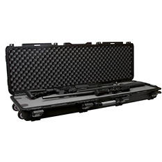 Plano Mil-Spec Field Locker Double Long Gun Case with Wheels