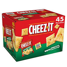 Cheez-It White Cheddar 1.5 oz. (45 ct.)