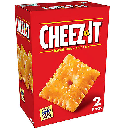 Cheez-It Original Crackers (24 oz., 2 pk.)