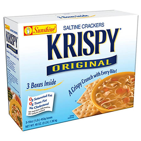 Krispy Saltines - 300 ct.