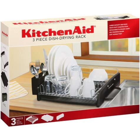 KitchenAid 3 Piece Dish-Drying Rack